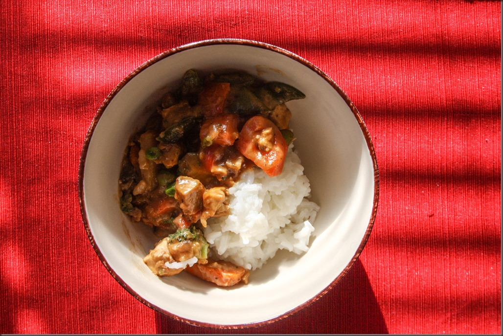 01-19-2016 - Tofu and Veggies in Peanut Sauce (1 of 1)